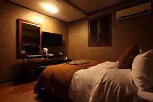 Hotel Ramses, Hotely  Suwon - big - 37