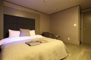 Hotel Ramses, Hotely  Suwon - big - 43
