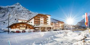 Alpenromantik-Hotel Wirlerhof - Galtür