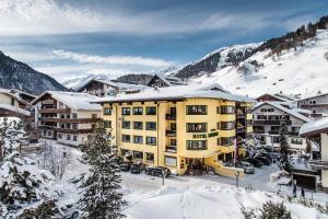 Hotel Grieshof - St. Anton am Arlberg