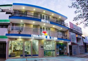 Hotel Embajador del Llano