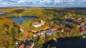 2 hviezdičkový hotel Zamek Joannitów Łagów Poľsko