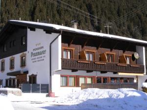 Accommodation in Sankt Sigmund im Sellrain