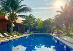 Chill villa, Курортные отели  Прачуапкхирикхан - big - 22