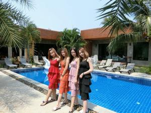 Chill villa, Курортные отели  Прачуапкхирикхан - big - 40