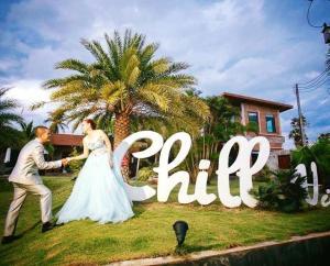 Chill villa, Курортные отели  Прачуапкхирикхан - big - 32