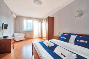 White Apartments at Mitino - Penyagino