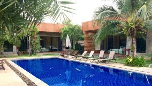 Chill villa, Курортные отели  Прачуапкхирикхан - big - 6