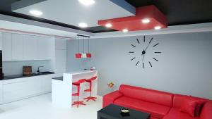 Apartament Exclusive RedBlack