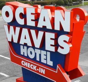 Ocean Waves Hotel In Myrtle Beach Sc