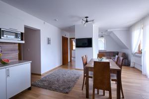 Apartament Mięta rodzinny dla 6 osób, widok na Tatry