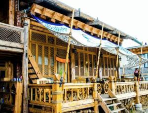 Hostels und Jugendherbergen - Trachung Tsang Eco Lodge