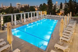 Leonardo Plaza Hotel Jerusalem..