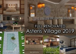 Hostels e Albergues - Asteris Village