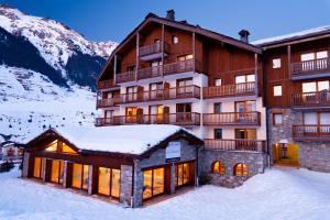 Résidence Lagrange Les Valmonts de Val Cenis - Accommodation - Lanslebourg-Mont-Cenis