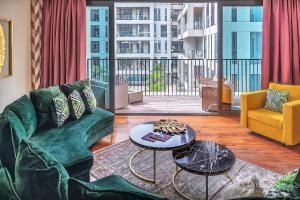 Dream Inn Apartments - City Walk, Ultra-modern & Luxury - Dubai