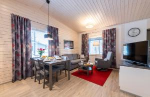 Holiday Club Kuusamon Tropiikki, Hotel  Kuusamo - big - 107