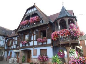 Gîte  Au Vigneron