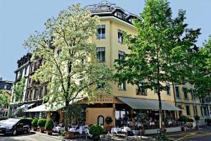 emblème de l'établissement Seegarten Swiss Quality Hotel