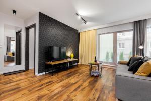 Apartamenty Black&White - Apartament Loft Style