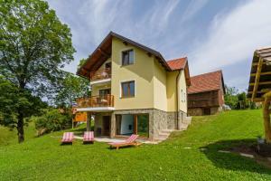 Dolina in Žakule (Haus für 6-10 Personen) - Moravice