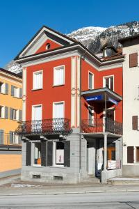 Bed&Breakfast Stazione 39 - Mountain Lovers - Accommodation - Airolo