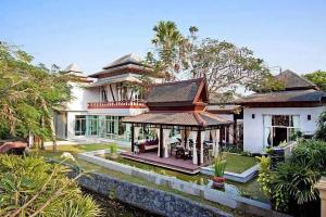 Wana Pool Villa 4BR+5Bath in Pattaya - Ban Nong Krabok