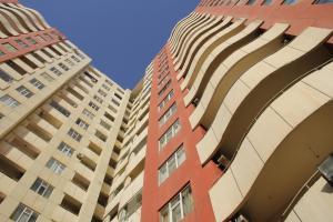 White city-good view apartment - Chërnyy Gorod