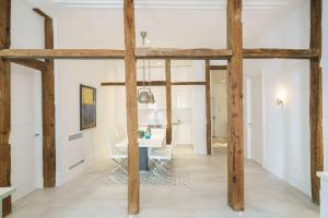 Home Club Libertad III, Apartmány  Madrid - big - 6