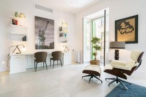 Home Club Libertad III, Apartmány  Madrid - big - 9