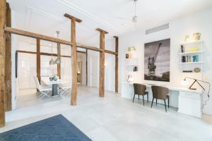 Home Club Libertad III, Apartmány  Madrid - big - 10