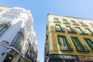 Home Club Libertad III, Apartmány  Madrid - big - 18