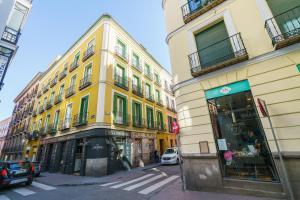 Home Club Libertad III, Apartmány  Madrid - big - 19