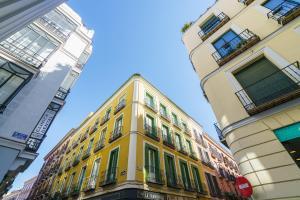Home Club Libertad III, Apartmány  Madrid - big - 20