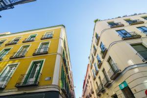 Home Club Libertad III, Apartmány  Madrid - big - 21