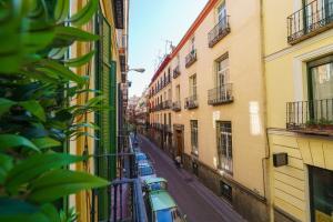 Home Club Libertad III, Apartmány  Madrid - big - 23