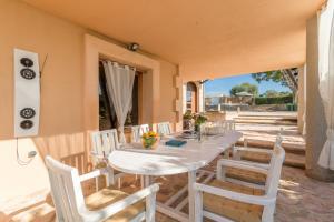 Santa Margalida 203500, Holiday homes  Santa Margalida - big - 21