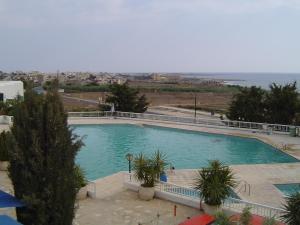 Ikaria village-ground floor No 4