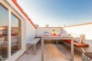 Home Club Pontejos, Apartmány  Madrid - big - 5