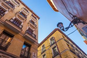 Home Club Pontejos, Apartmány  Madrid - big - 20
