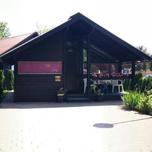 Hiška (lesena) Čatež