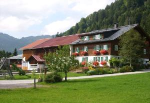 Bergbauernhof Weber - Hotel - Oberjoch-Hindelang