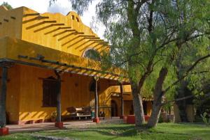 Finca La Encantada, Загородные дома  Сан-Рафаэль - big - 50
