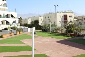 Leisurely Apartment Eilat, Apartmány  Ejlat - big - 23