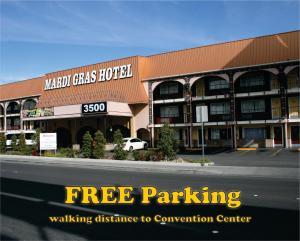 Mardi Gras Hotel & Casino - Las Vegas Convention Center