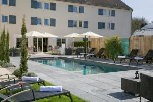 Hôtel Best Western The Wish Versailles - Saint-Lambert