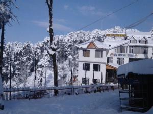 Auberges de jeunesse - ADB Rooms Hotel Patnitop, Jammu Kashmir