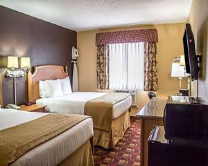 Quality Inn Hall of Fame, Hotely  Canton - big - 29