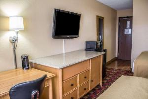 Quality Inn Hall of Fame, Hotely  Canton - big - 10