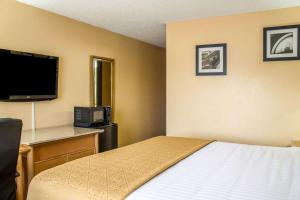 Quality Inn Hall of Fame, Hotely  Canton - big - 11